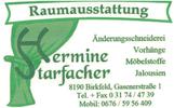 Hermine Starfacher | Raumausstattung & Änderungsschneiderei