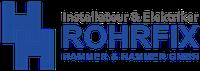 Rohrfix Hammer & Hammer GmbH | Gas-, Wasser-, Heizungsinstallationen | Elektroinstallationen