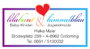 lilabunt & himmelblau | Heike Maier | Baby-, Kinder- & Jugendmode