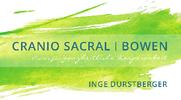 CRANIO SACRAL | BOWEN - Inge Durstberger