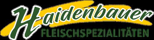 Direktvermarktung Haidenbauer KG | Fleischspezialitäten | Martin Haidenbauer