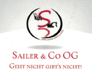 Sailer & Co OG | Daniel & Doris Sailer | Erdbewegung, Haus- & Gartenbetreuung, Schneeräumung | Geht nicht gibt's nicht!