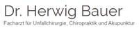 Dr. Herwig Bauer - Facharzt für Unfallchirurgie, Chiropraktik und Akupunktur