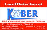 Landfleischerei Kober | Fleisch - Wurstspezialitäten - Spanferkel - Grillservice