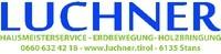 LUCHNER - Hausmeisterservice, Erdbewegung & Holzbringung