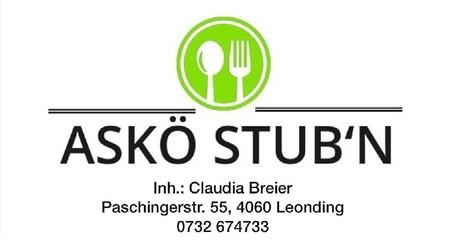ASKÖ Stub'n | Ein Lokal mit Persönlichkeit | Claudia Breier n.p.EU