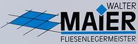 Fliesenlegermeister Walter Maier