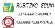 Edwin Rubitzko | beh. konz. Elektrotechniker | beh. konz. Alarmanlagenerrichter | Elektrounternehmen - Handel und Installationen