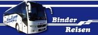 Binder Reisen | Autobusse - Taxi - Mietwagen