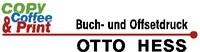 Buch- & Offsetdruck  OTTO HESS