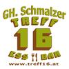 """Cafe-Pub TREFF 16 (EssBar """"TREFF 16"""" und GH. Schmalzer am Johannesweg in Schönau im Bezirk Freistadt.)"""