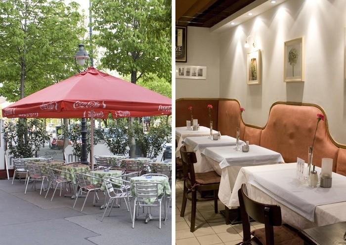 Start Pizza Cafe Restaurant Der Babenberger