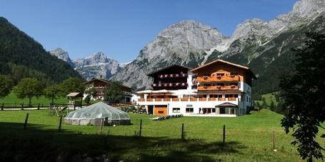 Alpengasthof Lämmerhof Fam. Hedegger