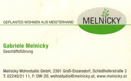 MELNICKY WOHNSTUDIO GmbH