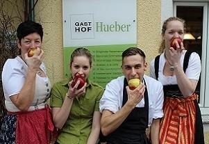 Gasthof . Hotel . Restaurant  Hueber in Bründl bei Scheibbs