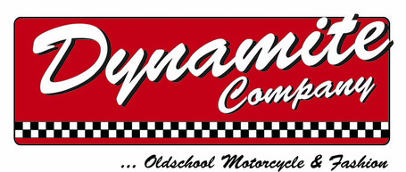 Dynamite Company - Oldschool Motorcycle & Fashion