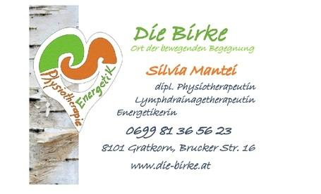 Physiotherapie und Energetik