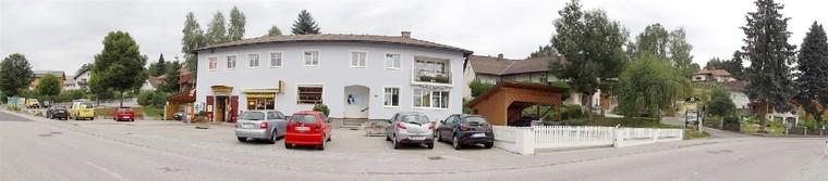 Aussenansicht Grünbach