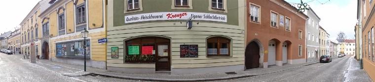 Aussenansicht Freistadt