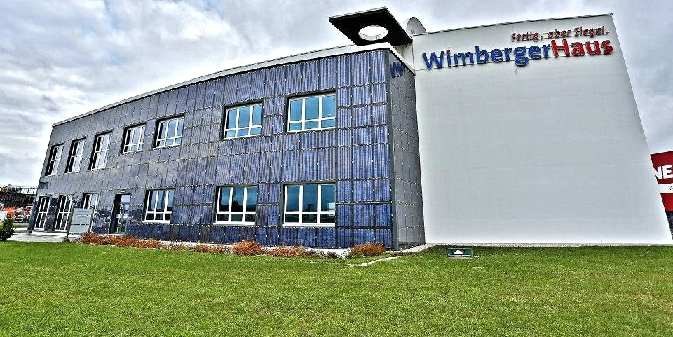 Wimberger Bau Gesmbh Individuelle Ziegelhauser Wimbergerhaus