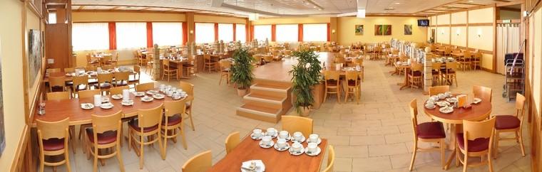 Adler Restaurant Saal
