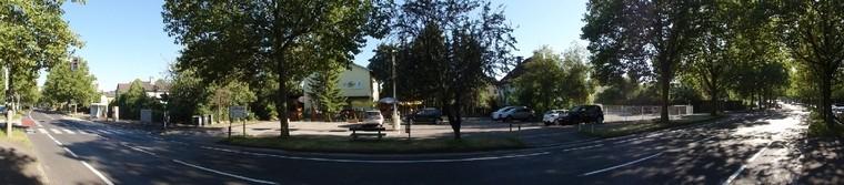Panoramaansicht Situierung