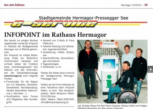 Stadtausstellung Hermagor