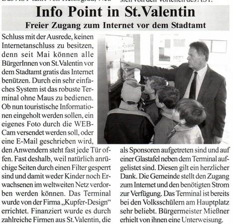 Stadtausstellung St. Valentin