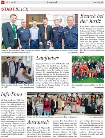 Stadtausstellung Klagenfurt