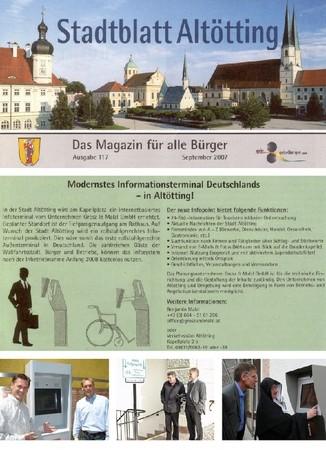 Stadtausstellung Altötting