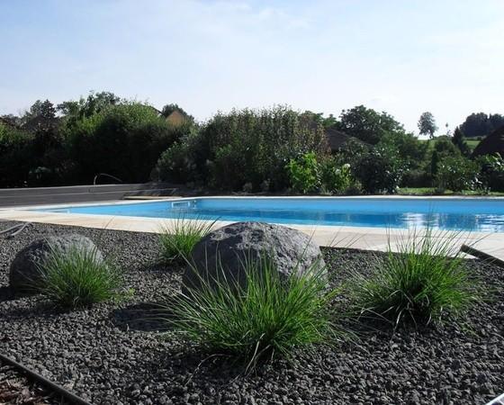 Pool biotop hortus gartengestaltung - Gartengestaltungsideen mit pool ...