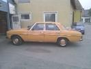 Mercedes 220D115/8 Bj. 1976, abgeschlossenes Projekt