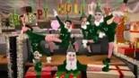 Mein Team tanzt sich schon warm für die Weihnachtsfeier heute :-)