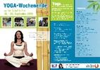 YOGA-Wochenende auf der Schaffer Alm 18. - 20. September 2015