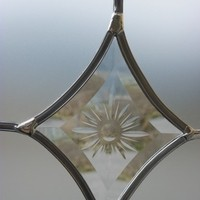 Bleiverglasung Detail