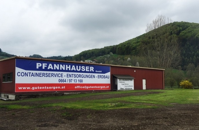 Bau Betriebsstandort Rotheau