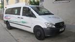 3 Mercedes Vito, 8-Sitzer, Schulbusse