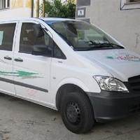 Mercedes Vito, 8 Sitzer, Schulbus
