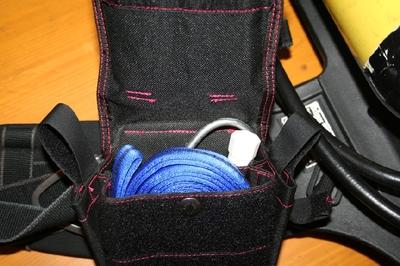 02.08.2008: Ausrüstung für den Atemschutztrupp