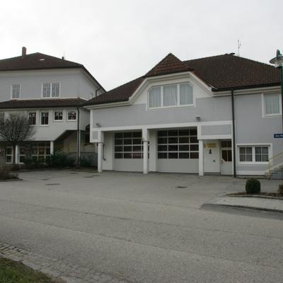 Außenansicht Feuerwehrhaus