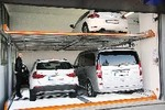 Automatisierung Parkraumnutzung