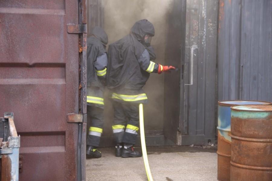 ready4 fire Wärmegewöhnungsanlage