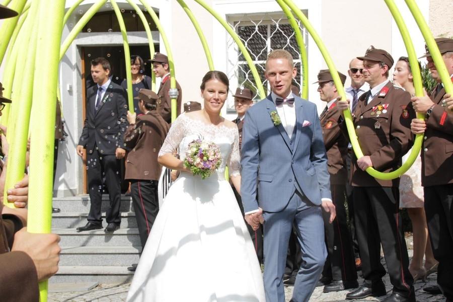 Hochzeit Christoph Eichinger