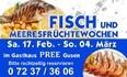 Fisch und Meeresfrüchtewochen