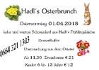 Osterbrunch 2018