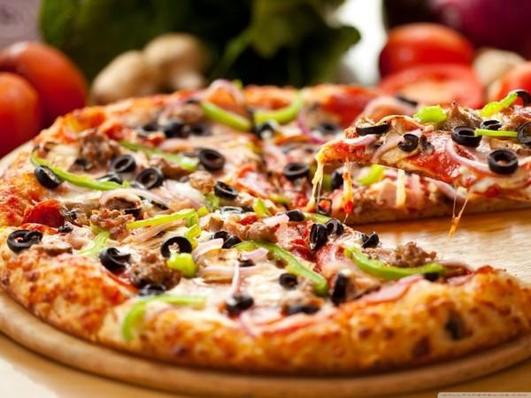 Pizza-Samstag