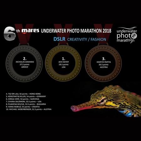 6.Mares Unterwasser Photo Marathon