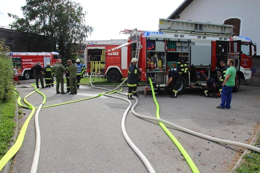 Übung: Alst. 2 Buchkirchen