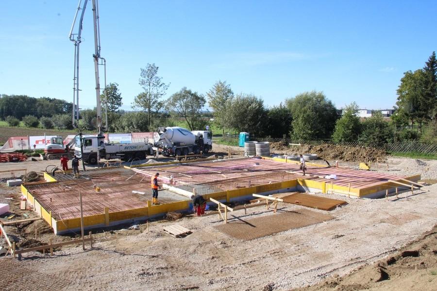 Baubericht KW 39