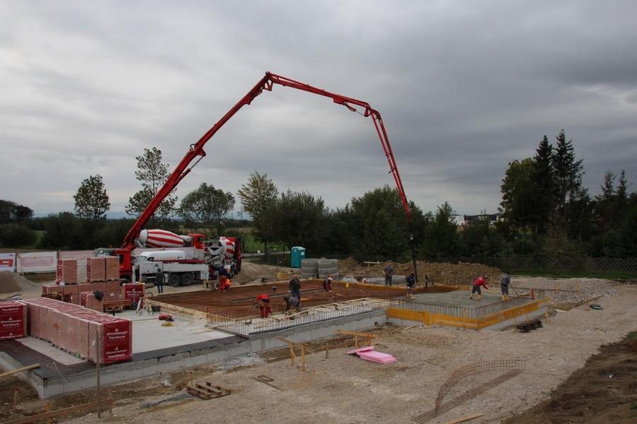 Baubericht KW 40
